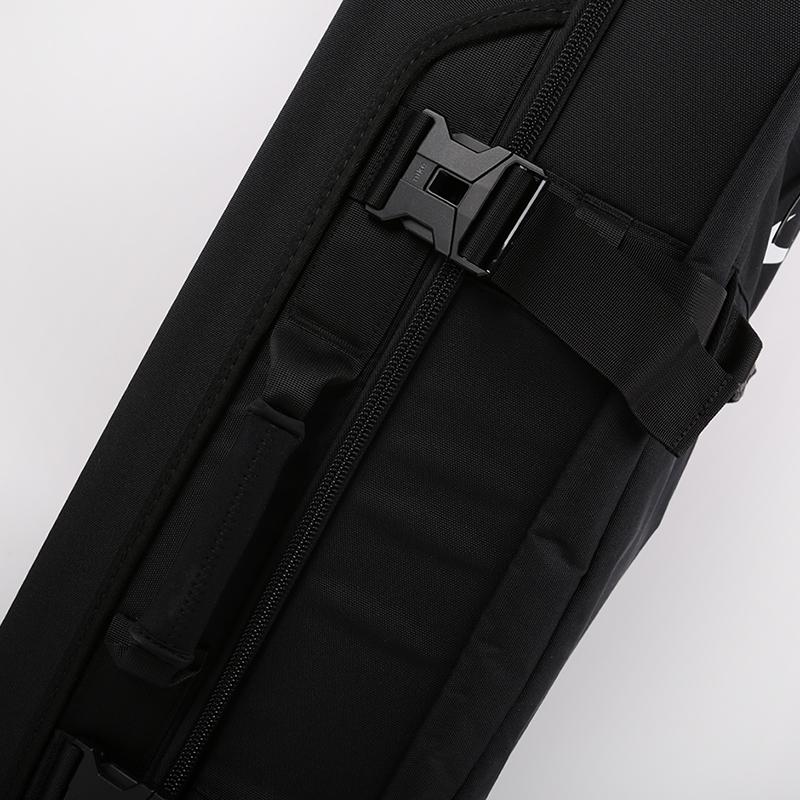 чёрный  чемодан nike fiftyone 49 large roller PBZ278-001 - цена, описание, фото 8