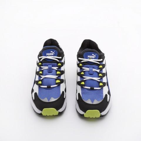 мужские мультиколор  кроссовки puma cell alien og 36980101 - цена, описание, фото 4
