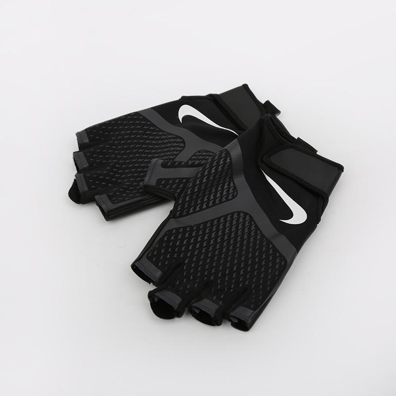 чёрные  перчатки nike renegade NLGB5031 - цена, описание, фото 1