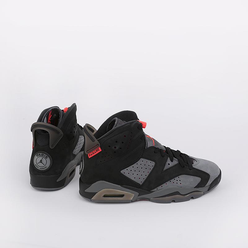 Кроссовки Jordan 6 Retro PSG фото