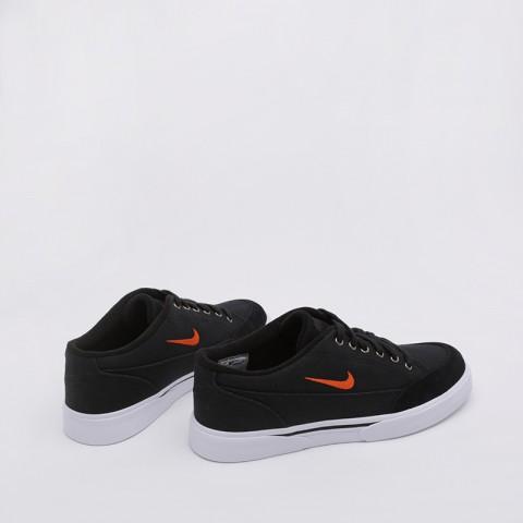 мужские чёрные  кроссовки nike gts '16 txt CJ9694-001 - цена, описание, фото 2