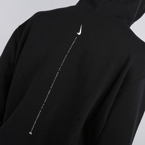 мужскую чёрную  толстовка nike giannis freak CI1772-010 - цена, описание, фото 4