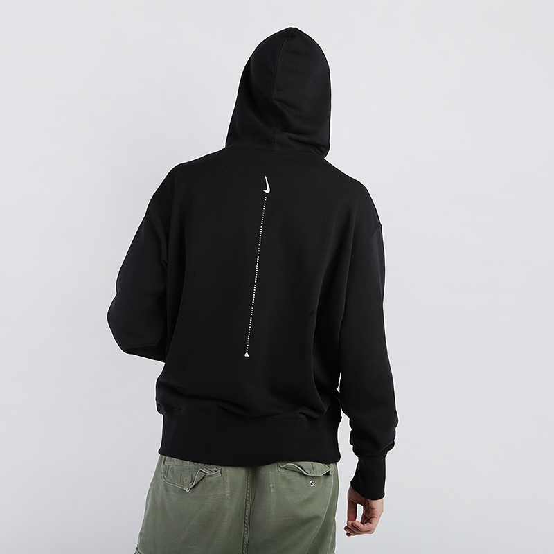 мужскую чёрную  толстовка nike giannis freak CI1772-010 - цена, описание, фото 3