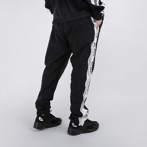 мужские чёрные  брюки jordan psg pant BV2023-010 - цена, описание, фото 2