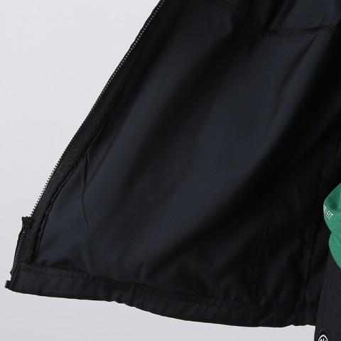 мужскую чёрную  куртку nike giannis freak track jacket CD9550-010 - цена, описание, фото 6