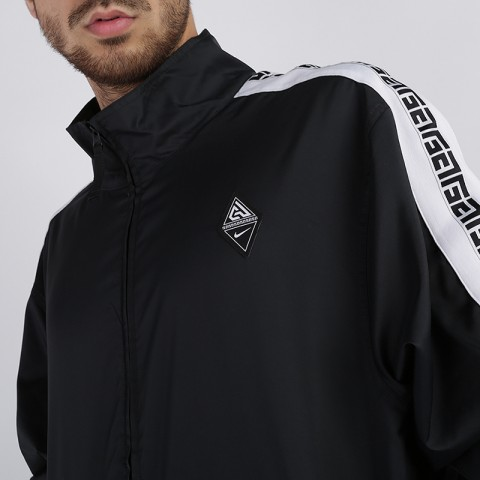 мужскую чёрную  куртку nike giannis freak track jacket CD9550-010 - цена, описание, фото 3