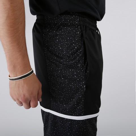 мужские чёрные  шорты jordan jumpman graphic short AV3211-013 - цена, описание, фото 3