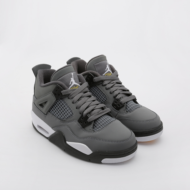Кроссовки Jordan 4 Retro (GS) фото