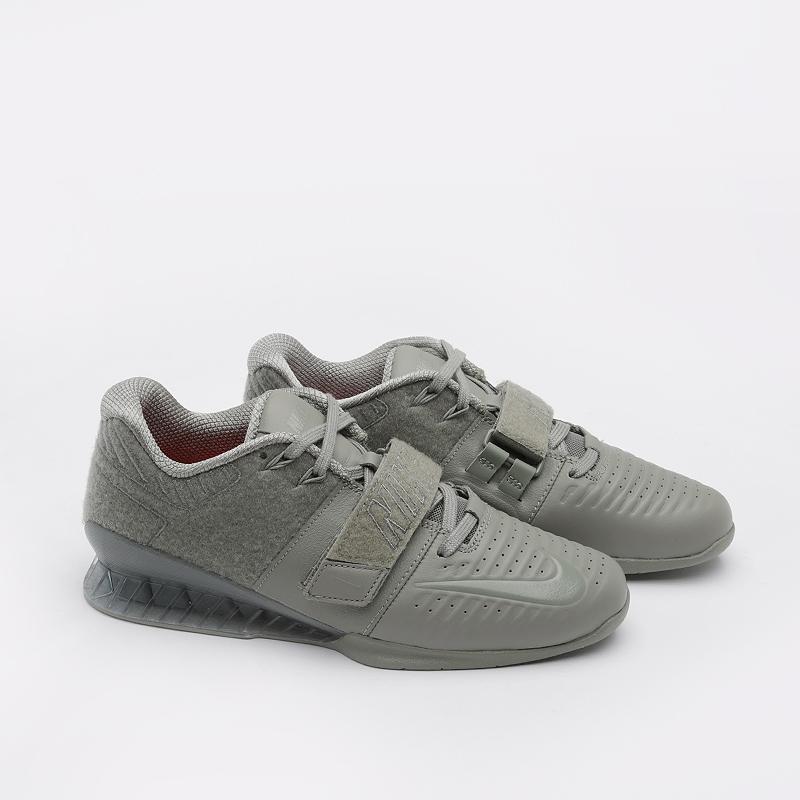 Кроссовки Nike Romaleos 3 XD Patch фото