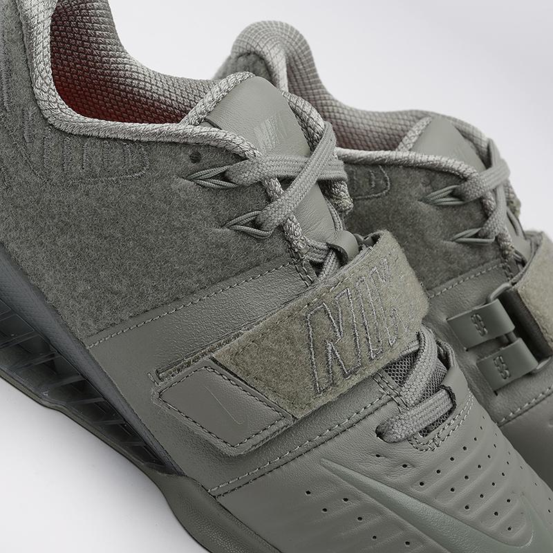 Tóxico cáncer recurso  Мужские кроссовки Romaleos 3 XD Patch от Nike (BV0639-001) оригинал -  купить по цене 8990 руб. в интернет-магазине Streetball