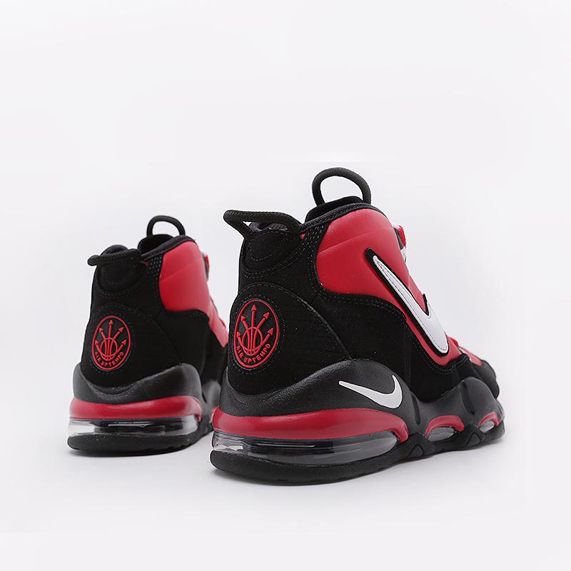 мужские чёрные  кроссовки nike air max uptempo '95 CK0892-600 - цена, описание, фото 5