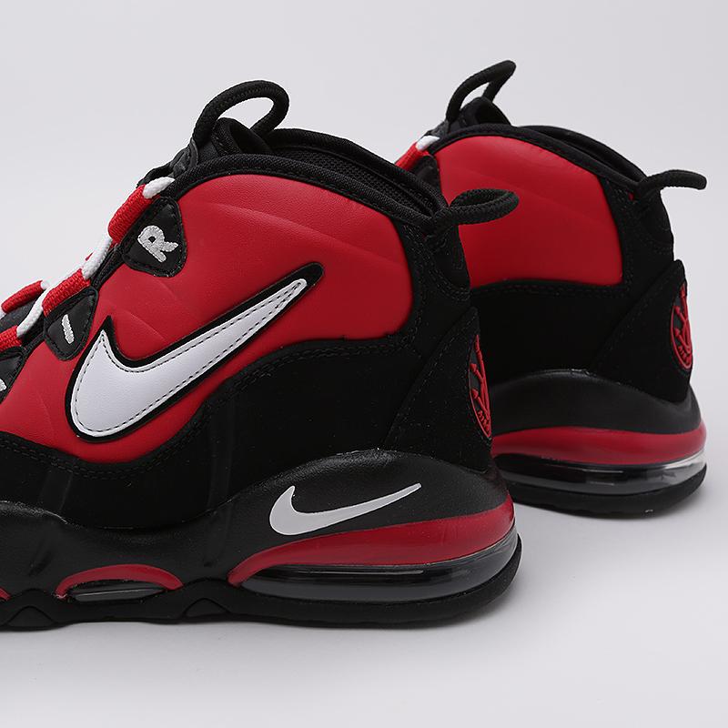 мужские чёрные  кроссовки nike air max uptempo '95 CK0892-600 - цена, описание, фото 4