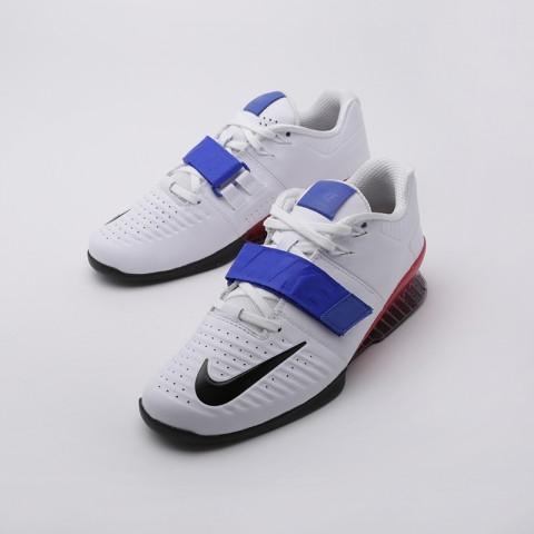 мужские белые  кроссовки nike romaleos 3 xd AO7987-104 - цена, описание, фото 3