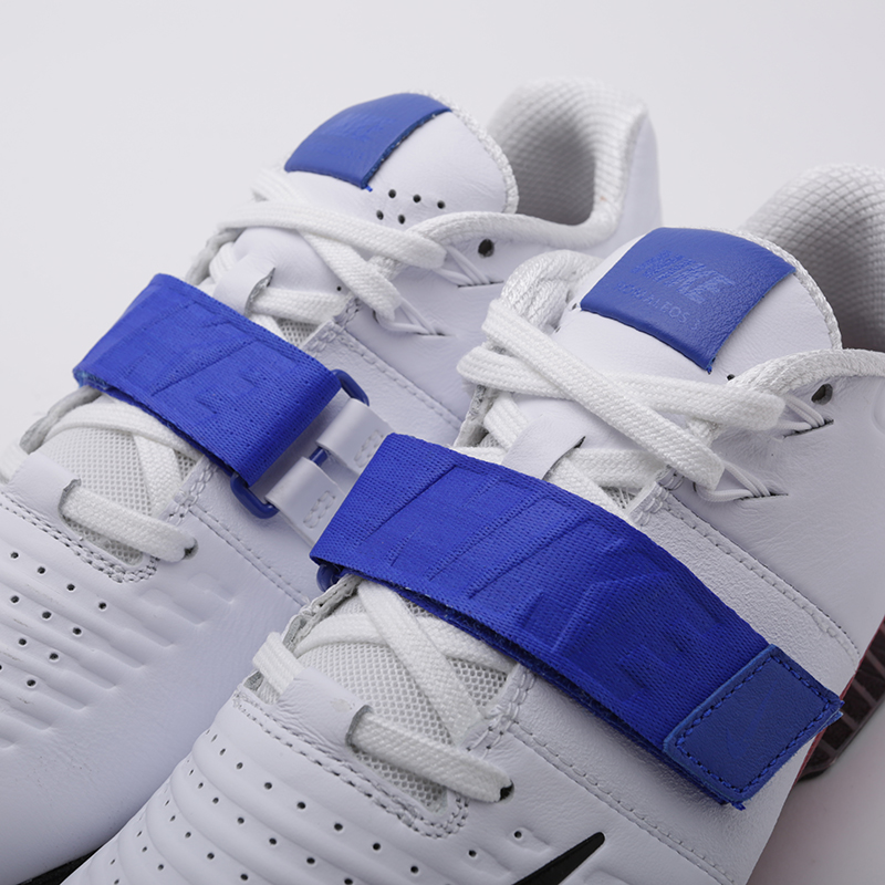 мужские белые  кроссовки nike romaleos 3 xd AO7987-104 - цена, описание, фото 5