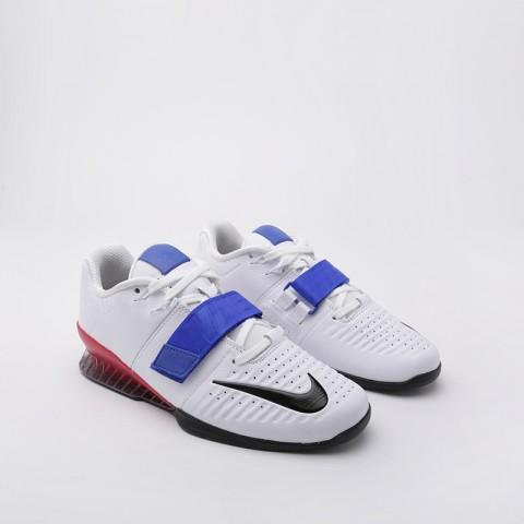 мужские белые  кроссовки nike romaleos 3 xd AO7987-104 - цена, описание, фото 1