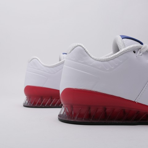 мужские белые  кроссовки nike romaleos 3 xd AO7987-104 - цена, описание, фото 6