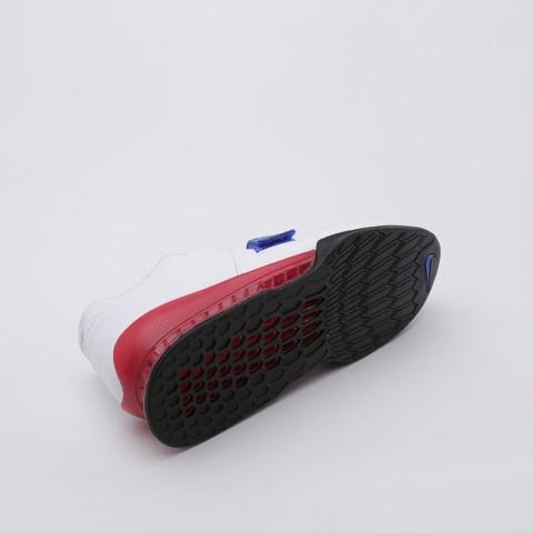 мужские белые  кроссовки nike romaleos 3 xd AO7987-104 - цена, описание, фото 4