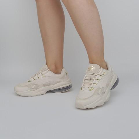 женские бежевые  кроссовки puma cell venom hypertech wn's 36990503 - цена, описание, фото 7