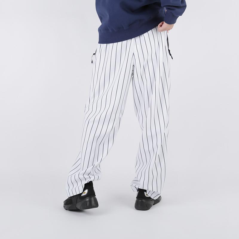Брюки Nike, NRG Swoosh Stripe, Белый