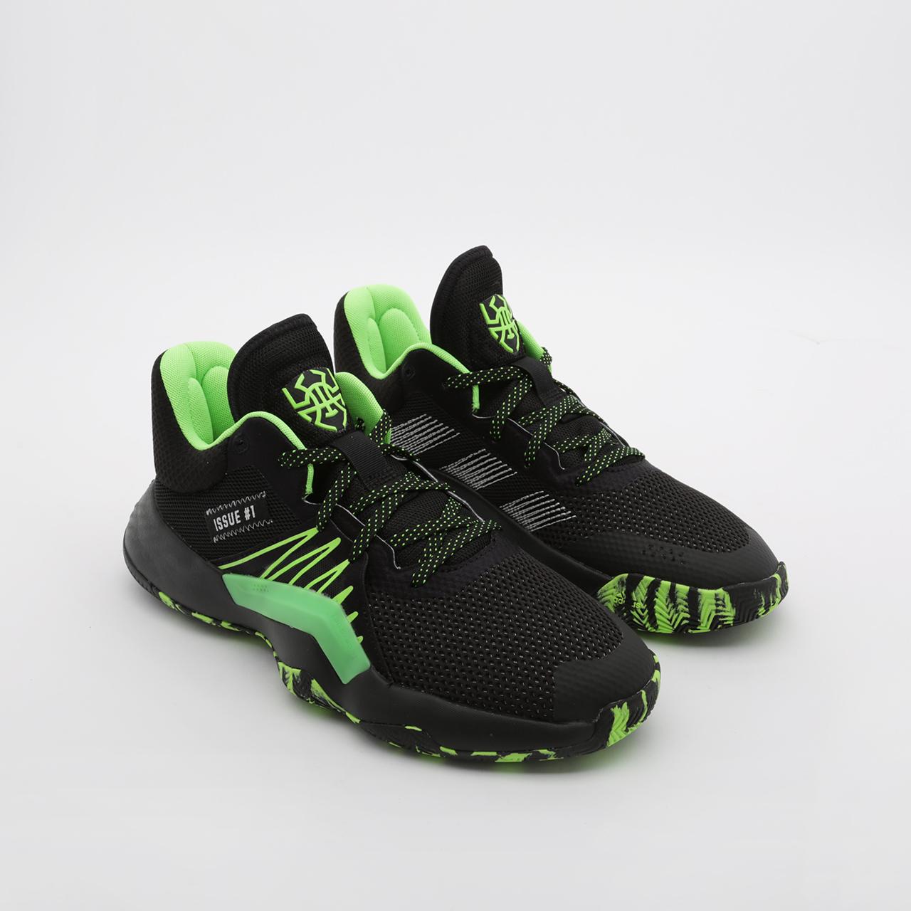 Кроссовки adidas, D.O.N. Issue #1, Чёрный