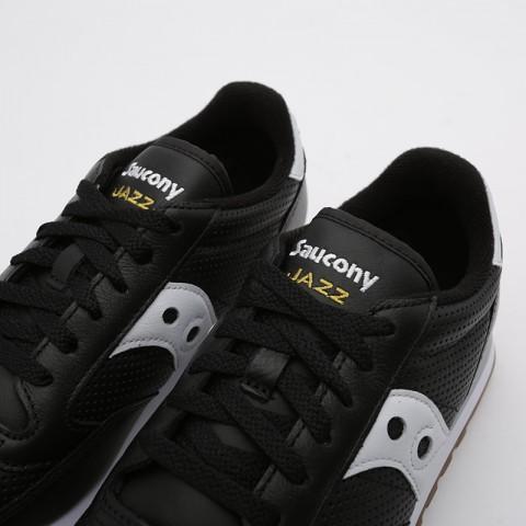 мужские чёрные  кроссовки saucony jazz original S704611 - цена, описание, фото 5