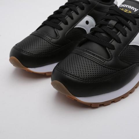 мужские чёрные  кроссовки saucony jazz original S704611 - цена, описание, фото 6