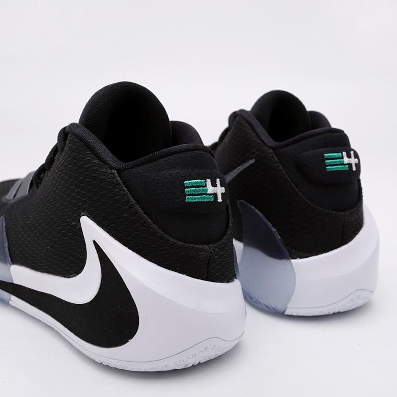 женские чёрные  кроссовки nike freak 1 (gs) BQ5633-001 - цена, описание, фото 5