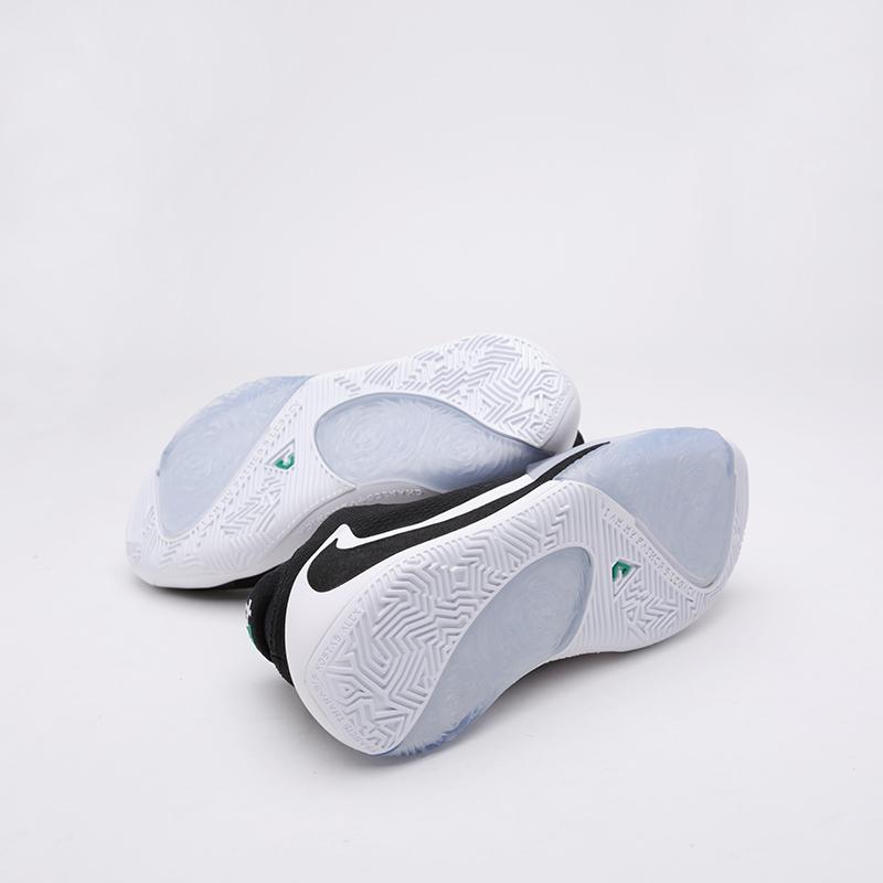 женские чёрные  кроссовки nike freak 1 (gs) BQ5633-001 - цена, описание, фото 4