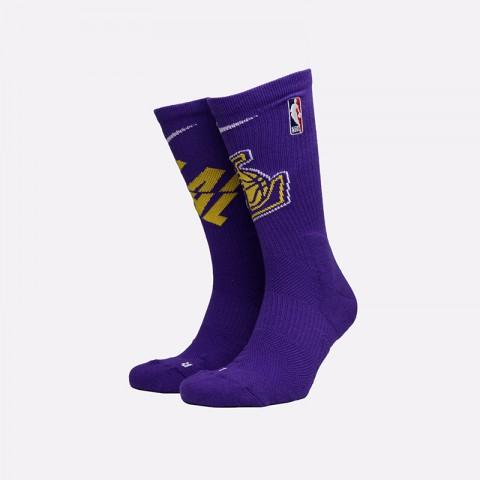 Носки Nike Los-Angeles Lakers Elite Crew