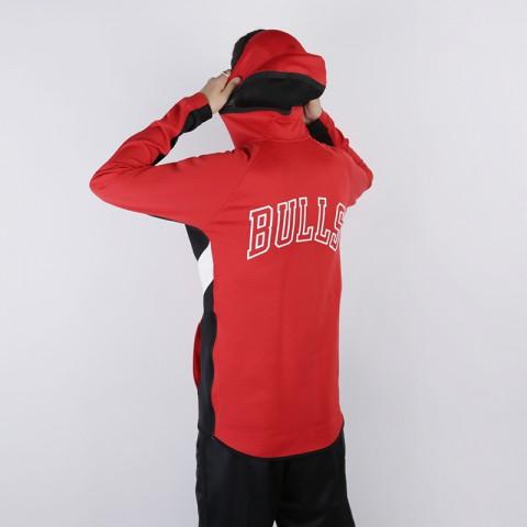 мужскую красную  толстовка nike chicago bulls therma flex showtime zip hoodie AT8452-657 - цена, описание, фото 3