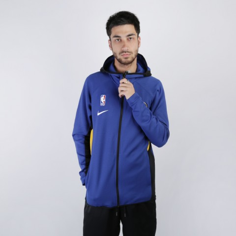 Толстовка Nike Warriors Therma Flex Showtime Zip Hoodie