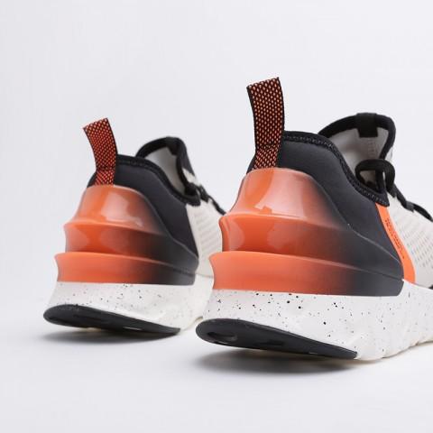 мужские бежевые  кроссовки jordan react havoc AR8815-008 - цена, описание, фото 5