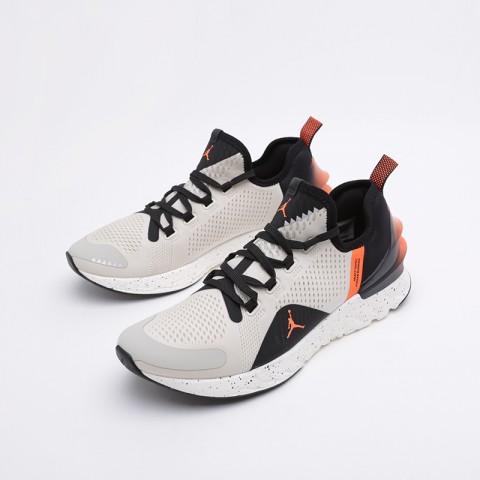 мужские бежевые  кроссовки jordan react havoc AR8815-008 - цена, описание, фото 2