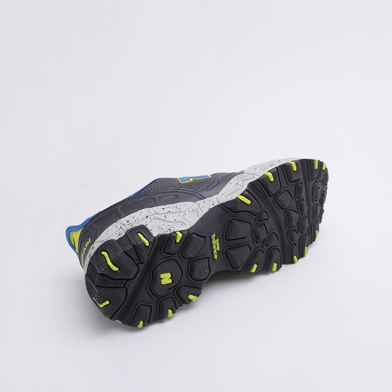 мужские серые  кроссовки new balance 801 ML801GLC/D - цена, описание, фото 3