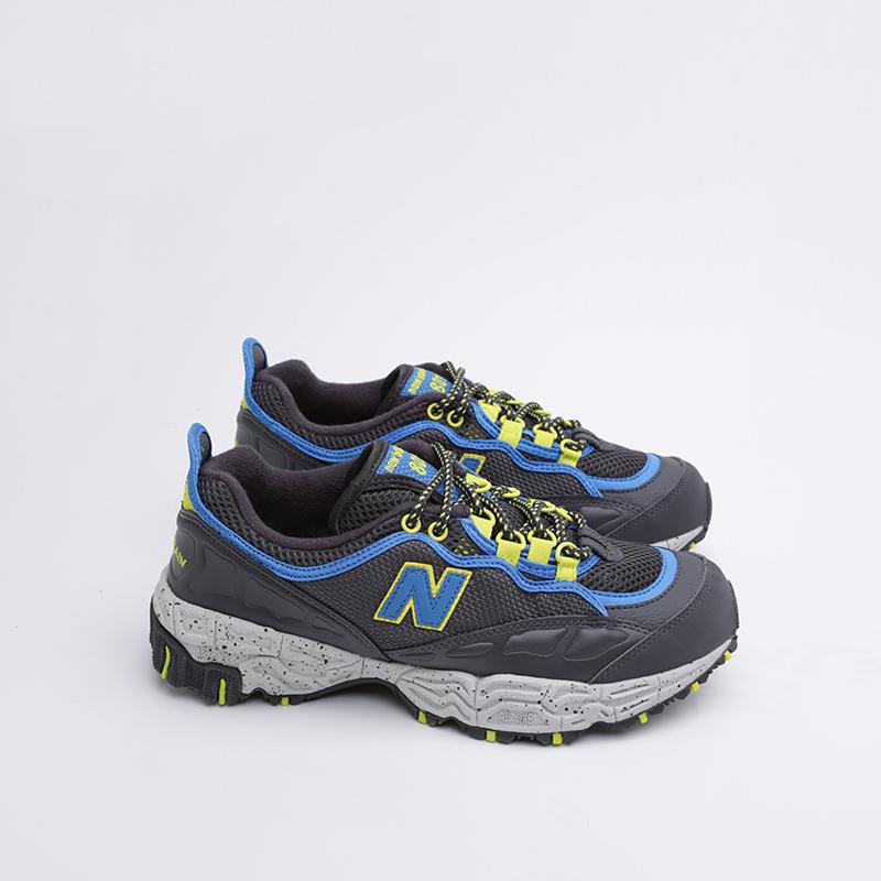мужские серые  кроссовки new balance 801 ML801GLC/D - цена, описание, фото 1