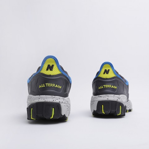 мужские серые  кроссовки new balance 801 ML801GLC/D - цена, описание, фото 4