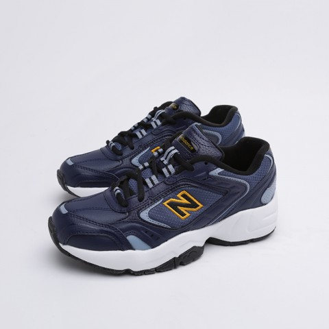 женские синие  кроссовки new balance 452 WX452SW/B - цена, описание, фото 4