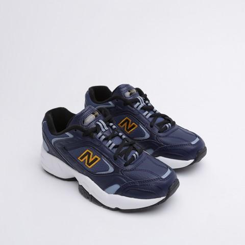 женские синие  кроссовки new balance 452 WX452SW/B - цена, описание, фото 1
