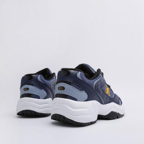 женские синие  кроссовки new balance 452 WX452SW/B - цена, описание, фото 5