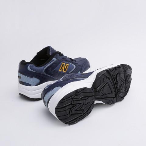 женские синие  кроссовки new balance 452 WX452SW/B - цена, описание, фото 3