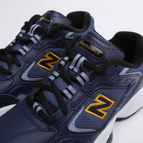 женские синие  кроссовки new balance 452 WX452SW/B - цена, описание, фото 6