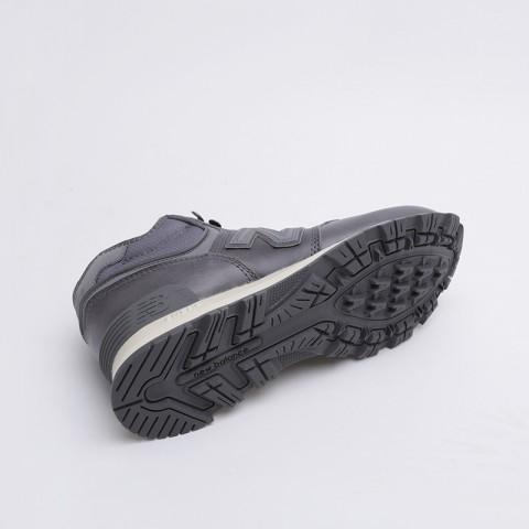 мужские серые  кроссовки new balance 574 MH574OAA/D - цена, описание, фото 3