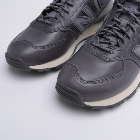 мужские серые  кроссовки new balance 574 MH574OAA/D - цена, описание, фото 5