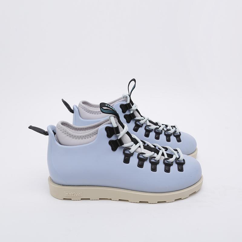 голубые  ботинки native fitzsimmons citylite 31106800-4983 - цена, описание, фото 1
