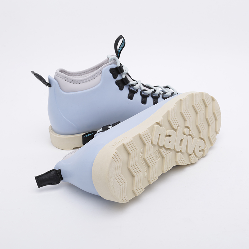 голубые  ботинки native fitzsimmons citylite 31106800-4983 - цена, описание, фото 5