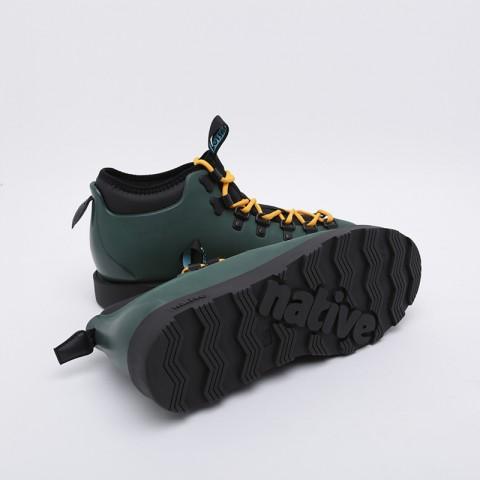 зелёные  ботинки native fitzsimmons citylife 31106800-3157 - цена, описание, фото 5