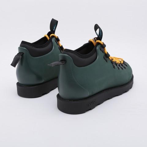 зелёные  ботинки native fitzsimmons citylife 31106800-3157 - цена, описание, фото 4