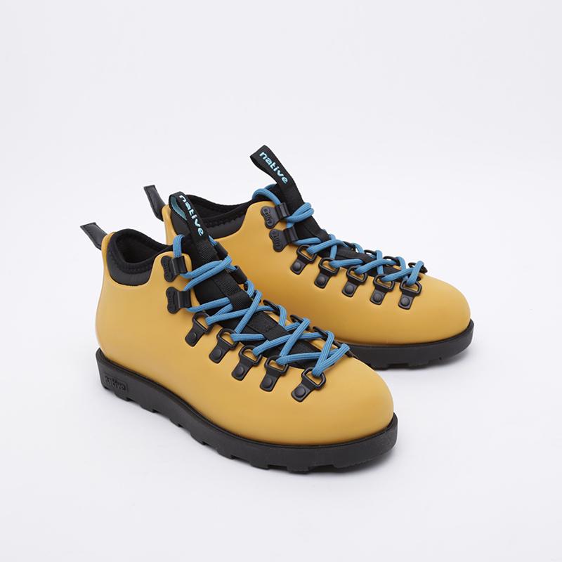 жёлтые  ботинки native fitzsimmons citylite 31106800-7546 - цена, описание, фото 2