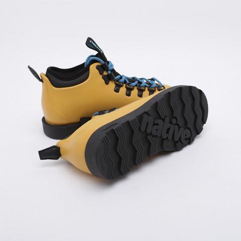 жёлтые  ботинки native fitzsimmons citylite 31106800-7546 - цена, описание, фото 5