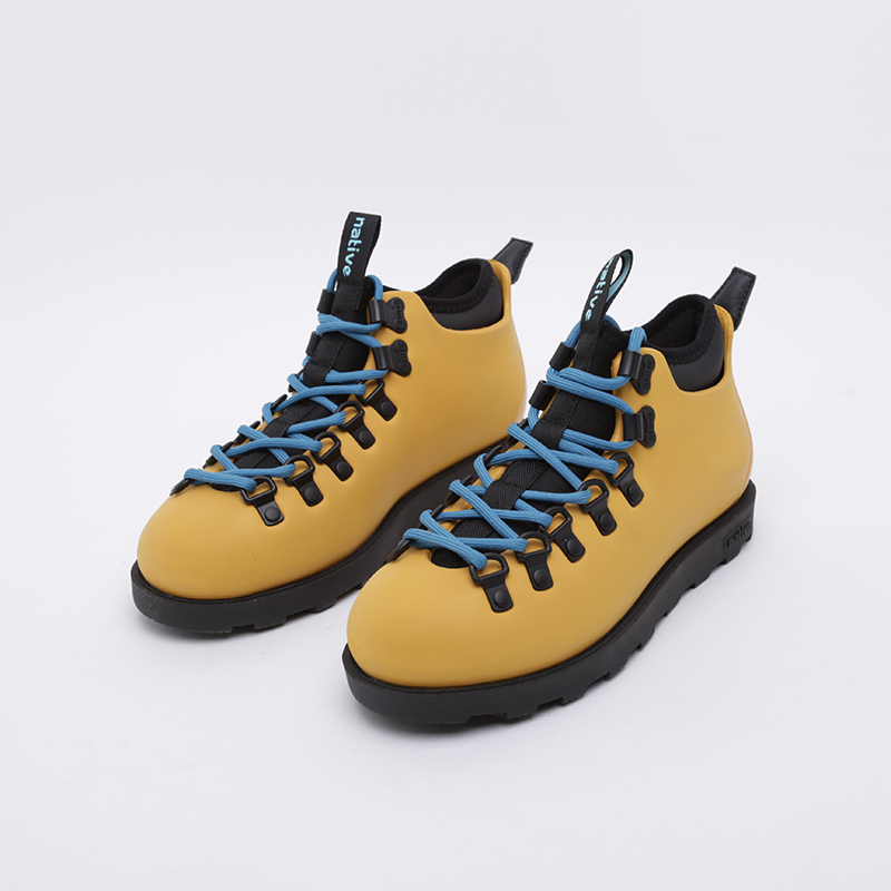 жёлтые  ботинки native fitzsimmons citylite 31106800-7546 - цена, описание, фото 4
